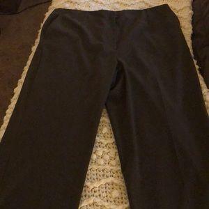 Brown dress pants